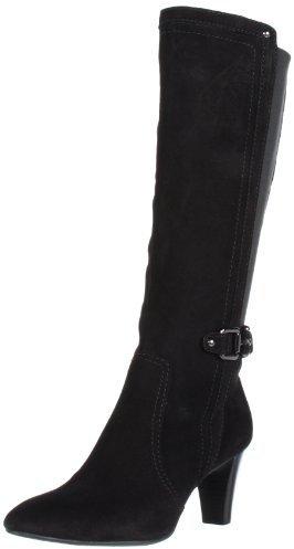 AK Anne Klein Women's Gaelyn Suede Boot