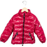 Moncler Girls' Enfant Puffer Jacket