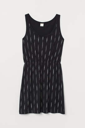 H&M Modal-blend jersey dress