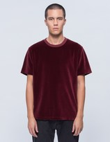 Our Legacy Velour Perfect S/S T-shirt