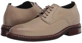 Cole Haan Frankland Grand Plain Toe Oxford (British Tan) Men's Shoes
