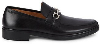 Bally Cadore Leather Loafers