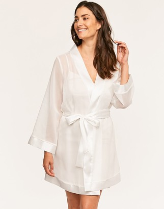 Bluebella Kimono Satin Short Robe