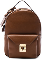 Mark Cross Pebble Baby Backpack