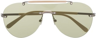 Brioni True Luxury aviators