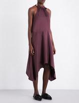 Ulla Johnson Liz asymmetric woven dress