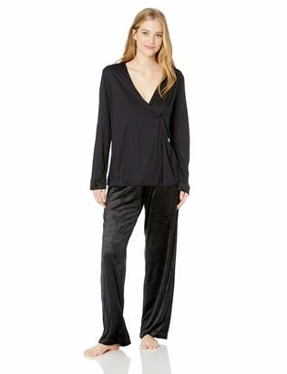 Hanro Women's Ava Long Sleeve Pajama Set
