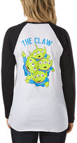 Vans Toy Story The Claw Baseball Tee