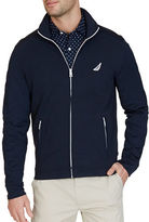 Nautica Slim-Fit French-Terry Track Jacket