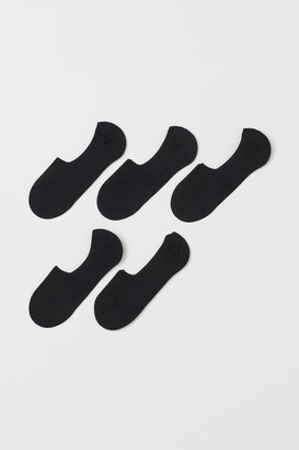 H&M 5-pack Sports Socks - Black