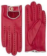 Tommy Hilfiger Biker Leather Gloves