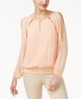 Thalia Sodi Embellished Top, Created for Macy's