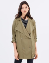 Mng Guardapo Trench Coat