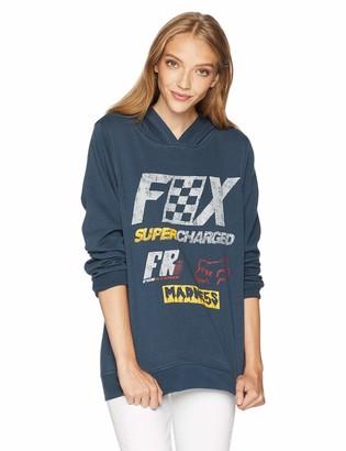 Fox Junior's Supercharged Pullover Hooded Sweatshirt