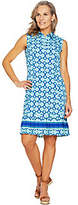 C. Wonder Printed Knit Dress