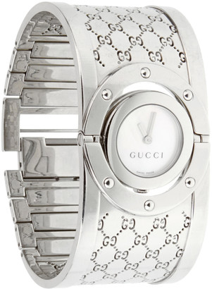 Heritage Gucci Gucci Women's Stainless Steel Watch