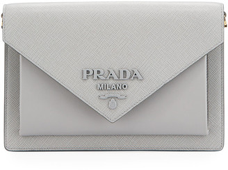 Prada Monochrome Crossbody Bag