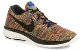 Nike 'Flyknit Lunar 3' Running Shoe (Men)