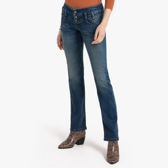 Freeman T. Porter Amelie Straight Jeans