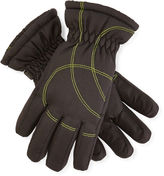 Asstd National Brand Waterproof Ski Gloves with Thinsulate - Boys 8-20