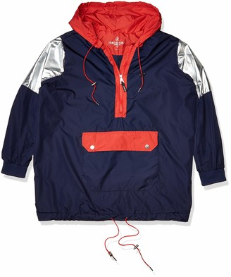 Urban Republic Women's Juniors Windbreaker Jacket