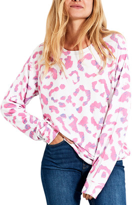 Stripe & Stare Persian Leopard Sweatshirt