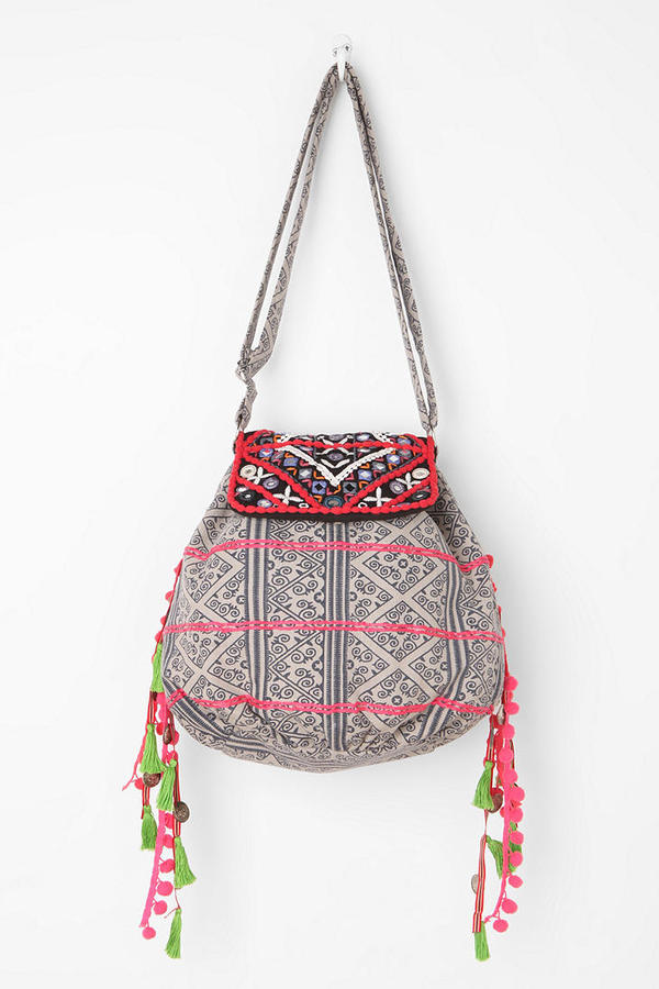 Urban Outfitters Ecote Found Treasure Shoulder Bag