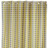 Pam Grace Creations Argyle Giraffe Shower Curtain