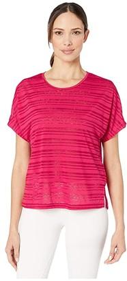 Craft Charge Short Sleeve Tee (Jam) Women's Clothing