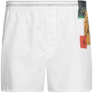 Calvin Klein Newspaper Boxers