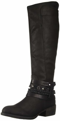 Sugar Women's Twink Decorative Knee-High Riding Boot