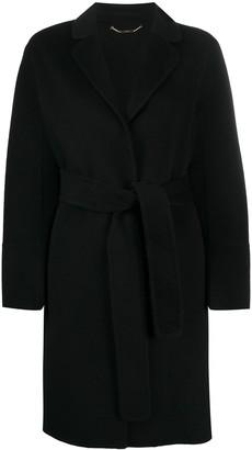 Seventy Belted Mid-Length Coat