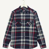 Fat Face Classic Fit Huckstepper Check Shirt