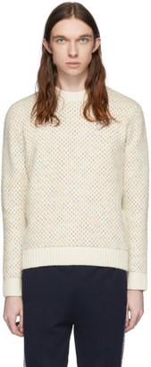 Missoni Off-White Crewneck Sweater