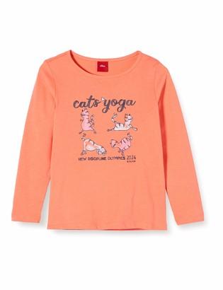 S'Oliver Junior Girl's Langarmshirt T-Shirt