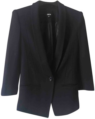 Asos Navy Jacket for Women