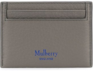 Mulberry Two-Tone Cardholder