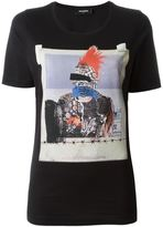 DSQUARED2 photo print T-shirt