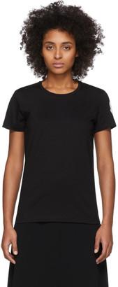 Moncler Black Logo Patch T-Shirt