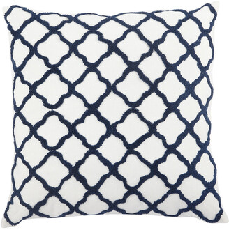 A&B Home A & B Home Moorish Embroidered Pillow