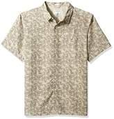 Columbia Men's Big and Tall Declination Trail II Short Sleeve Shirt