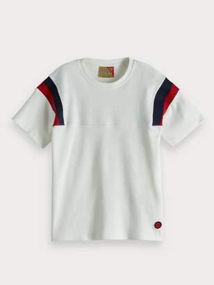 Scotch & Soda Sporty Stripe T-Shirt