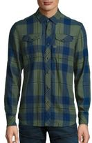 G Star Tacoma Plaid Shirt