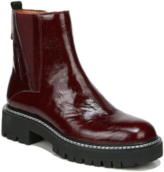 Franco Sarto Freda Platform Chelsea Boot