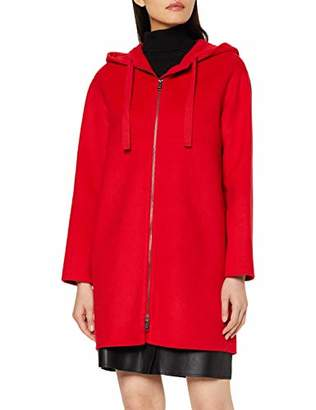 Benetton Women's Iconic 2 Woman Coat,6 (Size: 38)