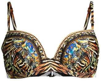 Camilla Lost Paradise Underwire Bikini Top