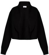 Raey Shawl-collar wool cardigan