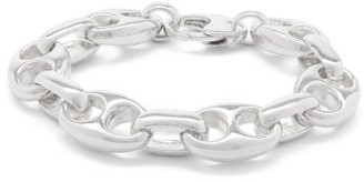 Sophie Buhai - Barbara Sterling-silver Chain Bracelet - Womens - Silver