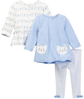 Little Me Kitty 3-Piece Play Set (Baby Girls)