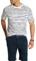 Threads 4 Thought River Striped Crew Neck Tee